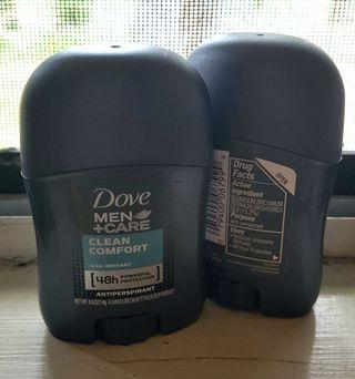 Dove 男士止味止汗膏 旅行裝14g stick deodorant