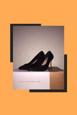 REPOST! Black Heels