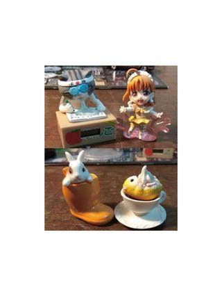 (ALL)Japan gashapon figure toy bandai banpresto Goku gundam IKEA Nike Adidas old coin