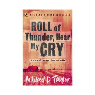 🚚 roll of thunder, hear my cry by mildred d. taylor