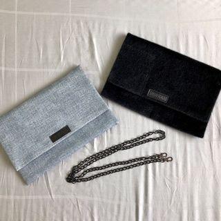 🚚 Vavoom Clutch Bag