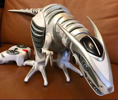 WowWee Roboraptor robot raptor remote control