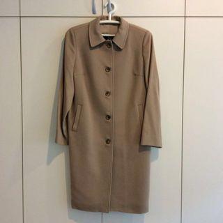 Burberry 英國製羊毛大衣