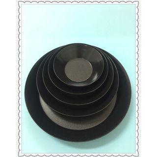 淺圓小烤盤 蛋糕烤盤 (1組5尺寸)