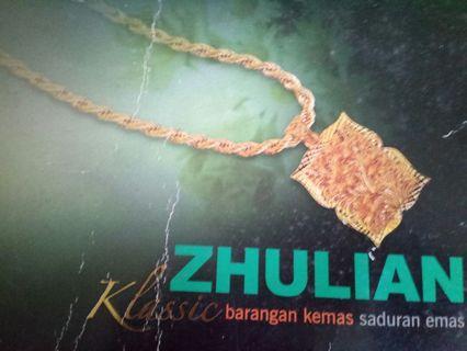 barang kemas Zhulian