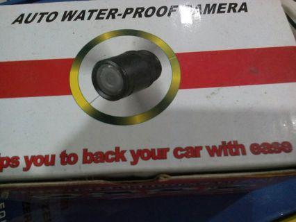 Reverse camera waterproof