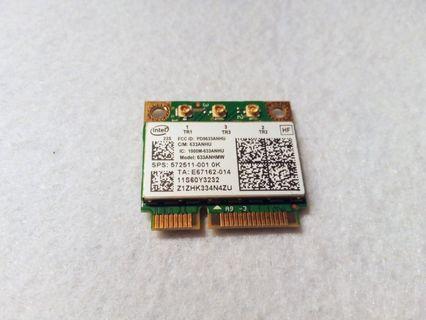 Intel centrino ultimate N 6300 wifi