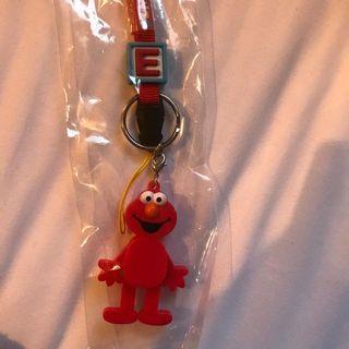 芝麻街 Elmo 掛頸繩