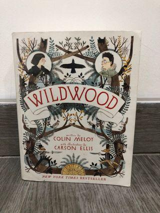 Wildwood by Colin Meloy and Carson Ellis