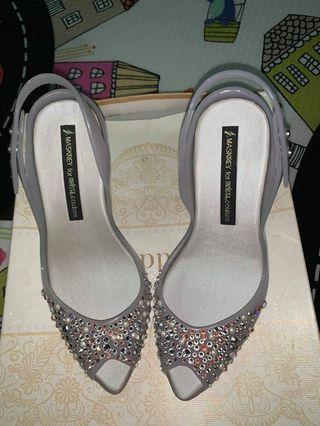 #cherasLM Melissa Lady Dragon wedding shoe