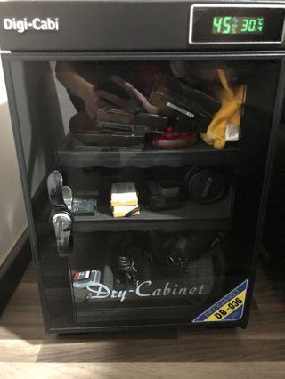 🚚 Digi Cabi Dry Cabinet