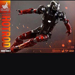 Hottoys mark 22 hotrod 火腿 ironman