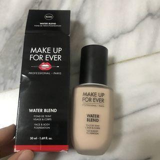 Makeup Forever Water Blend Foundation