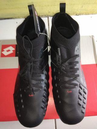 Sepatu bola Lotto Energia Black fg