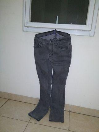 Celana jeans Blackfield Abu-abu