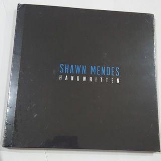 Shawn Mendes - Handwritten Book + CD