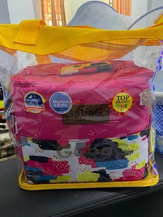 Gabag Cooler Bag pink