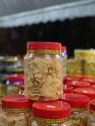 Popia Cheese Biskut Raya, Kuih Raya, Kerepek, Cookies #CarouRaya