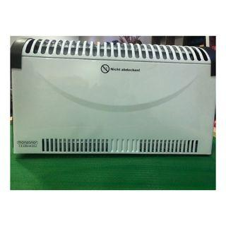 Portable Electric Convertor Heater with Timer