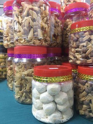 Biskut Suji, Biskut Arab, Biskut Raya, Kuih Raya, Cookies #CarouRaya