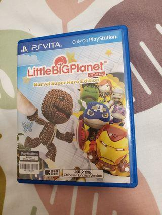 Sony PS Vita Little Big Planet