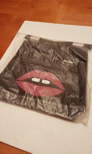 (全新) Yazbukey x Shu Uemura Lips Tote Bag 袋