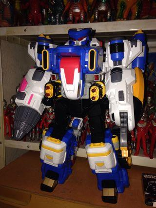 🚚 DX T-Buster combiner