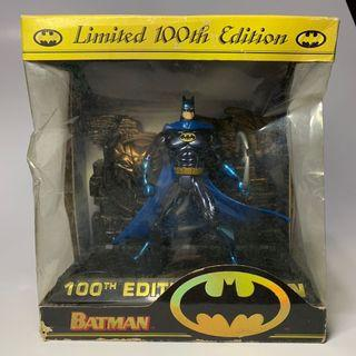🚚 BINB 100th Edition Batman figure