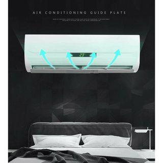penahan angin AC portable