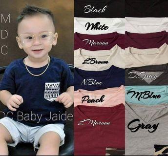 Simple T-shirt for boys
