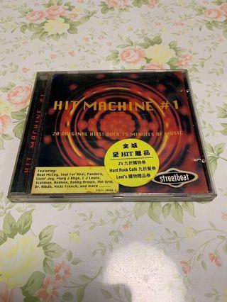 HIT MACHINE #1 CD 編號001