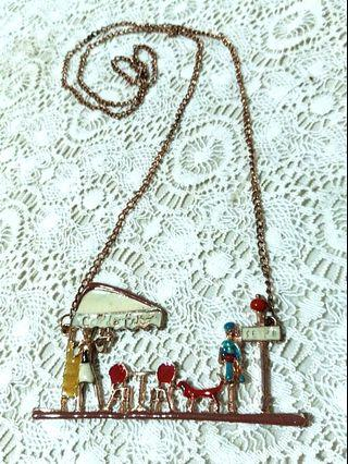 #mauvivo Kalung Egypt Vintage