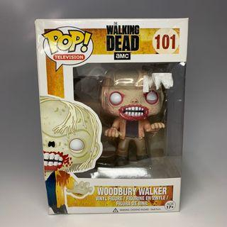 🚚 BNIB 101 The walking Dead Zombie