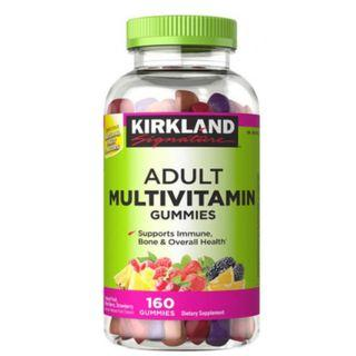 Kirkland Adult Multivitamin (160 Gummies)