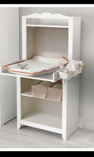 🚚 Baby Changing Table, HENSVIK (Ikea)