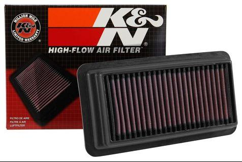 Honda civic FC 1.5T k&N air filter