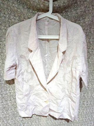 #mauvivo Blazer Katun Vintage