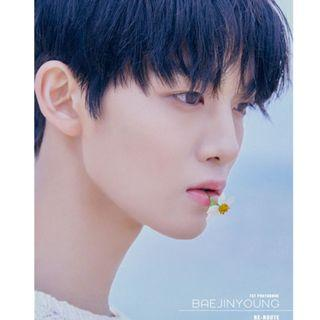 Bae Jin Young - 1ST PHOTOBOOK BAEJINYOUNG [RE-ROUTE]