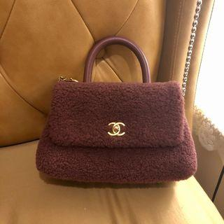 Chanel Wool Bag