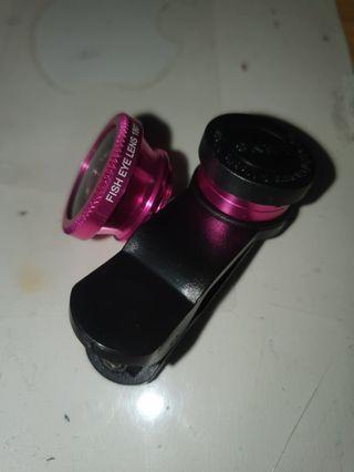 🚚 生活小物(手機廣角鏡、耳機收納盒兩種款式)