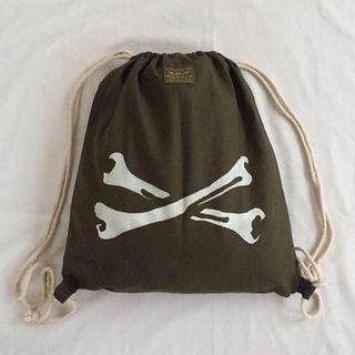 Sabotage Drawstring Bag