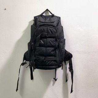 Bagpack Travel School Casual Office QuikSilver #RayaHome