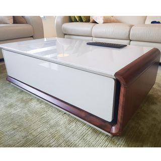 Coffee Table - Approximately 1100mm by 600mm.