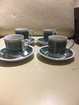 中國製造咖啡☕️杯一套。