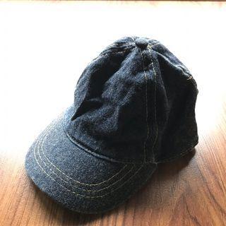 Baby cap (denim)