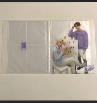 BTS,ITZY Yes 52期卡相簿