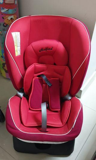 Baby car seat (with free tent & balls)
