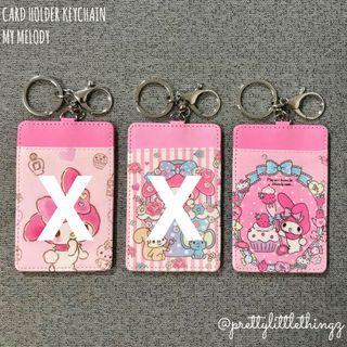 clearance • instock cardholder keychain