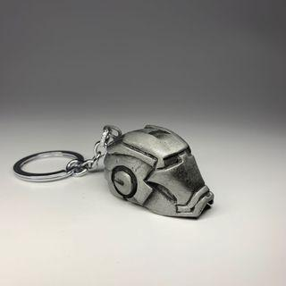 🚚 Iron Man Mask keychain