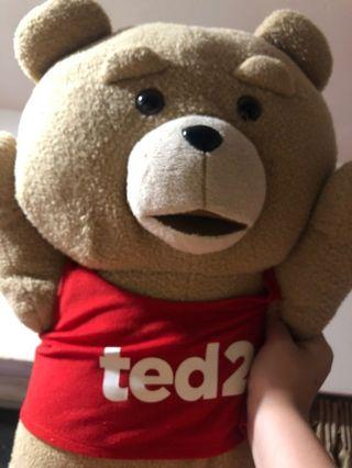 ted 2 公仔